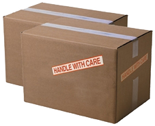 Handle with care - Image