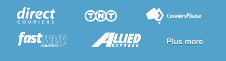 Toll, TNT, Startrack, Couriers Please, Fastway Couriers, Allied Express
